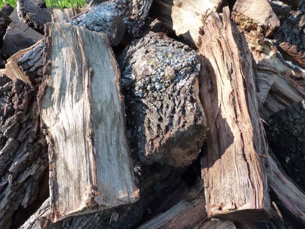 Hickory BBQ Wood